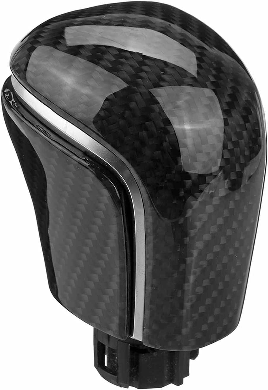 CS Real OFFicial mail order Carbon Fiber Mail order Auto Car with Gearstick Sil Gear Knob Shift