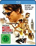 Mission Impossible: Rogue Nation [Blu-ray]