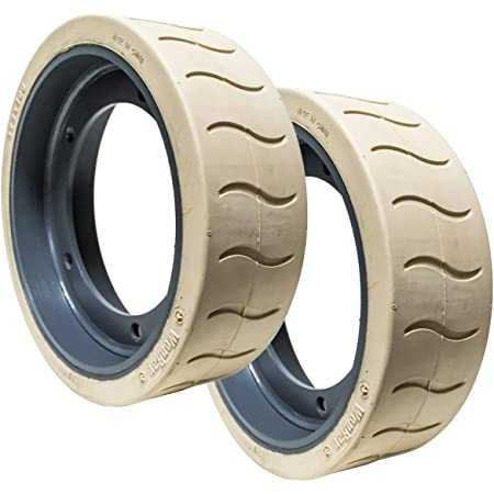 JLG Scissor Lift Wheel /& Tire Assembly Non Marking Rim 2915012 1230es 1930es for sale online
