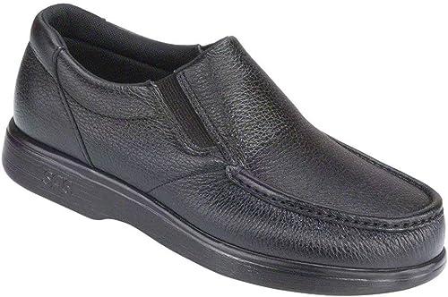 SAS Hommes's, Sidegore Slip on chaussures noir 11 M