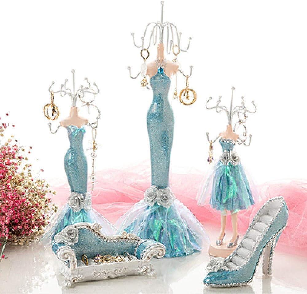 Bengkui scultura,principessa europea gioielli mannequin