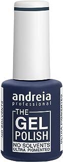 Andreia Professional - The Gel Polish - Esmalte de Uñas en Gel sin Disolventes ni Olores - Color G31 Azul - Tonos de verde