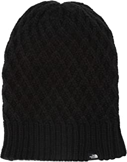 TNF Black Crisscross Stitch
