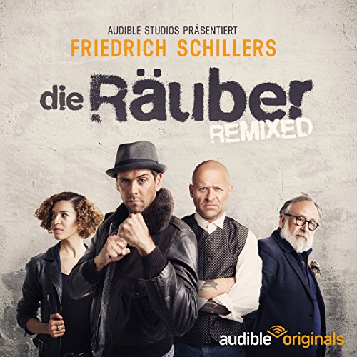 Die Räuber - REMIXED cover art
