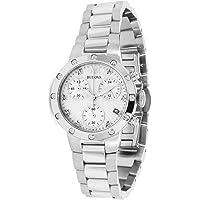 Bulova Maiden Lane Chronograph Diamond Watch