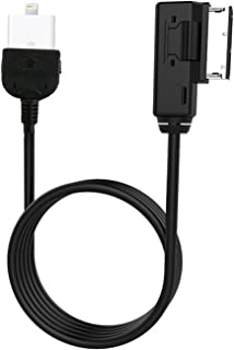 Hain AMI MMI VW MDI AUX Cable for Audi Volkswagen Audio Charger Cord