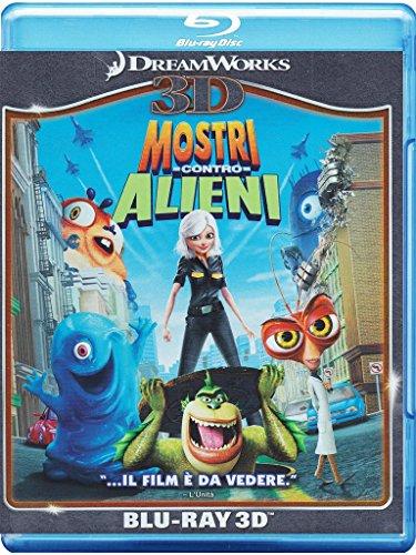 Mostri contro alieni(2D+3D) [Blu-ray] [IT Import]
