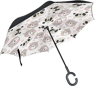 Mejor Paraguas Oso Panda de 2020 - Mejor valorados y revisados