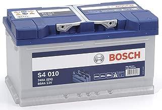 Bosch S4010 Batería de automóvil 80A/h-740A