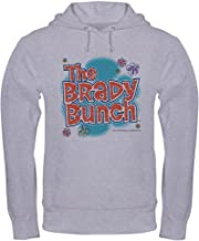 CafePress - The Brady Bunch Logo - Pullover Hoodie, Classic & Comfortable Hooded Sweatshirt Heather Grey