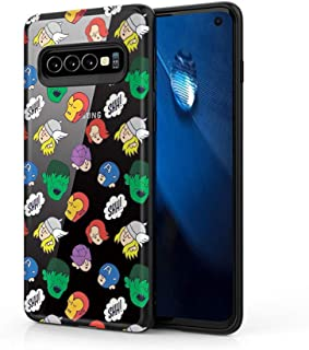 Fitted Cases For Samsung Galaxy M30 M20 M10 Note 9 8 S10 S10e S9 S8 Plus S7 S6 Edge Black Silicone Case Avengers Doctor Strange Style