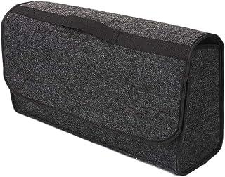 OON Car/Trunk/Bus/Vehicle Organizers Boot Space Utility Boot Storage Organizer Tool Bag Dark Grey Felt