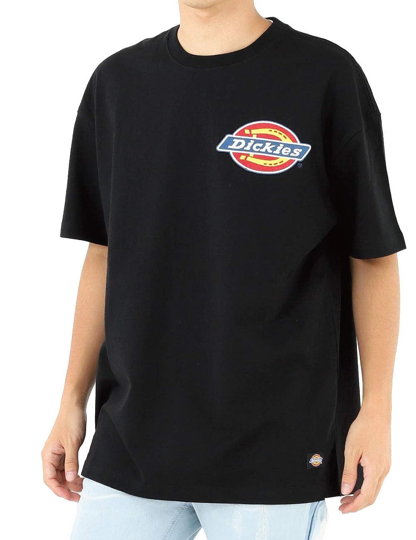 (ディッキーズ) Dickies ワッペン Tシャツ メンズ