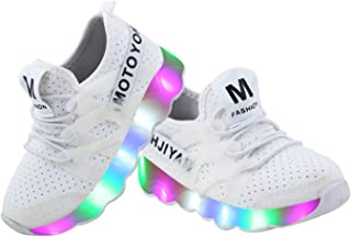 LNG Lifestyle Led Lighting Dancing Boys & Girls Slip on Running Shoes (2.5 Years to 5 Years Old Kids)