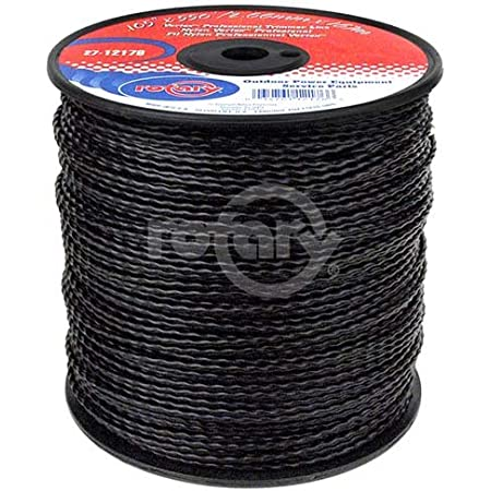 Trimmer Line .105 Md Spool Black Vortex Line