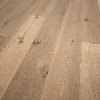 unfinished oak engineered wood flooring