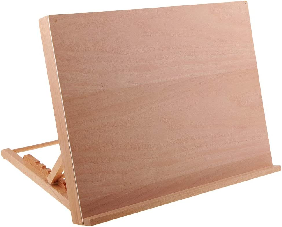 Segolike Limited time sale Artist Drawing Board 18.5 X Max 47% OFF Adjust 14.1 Inches 13.4