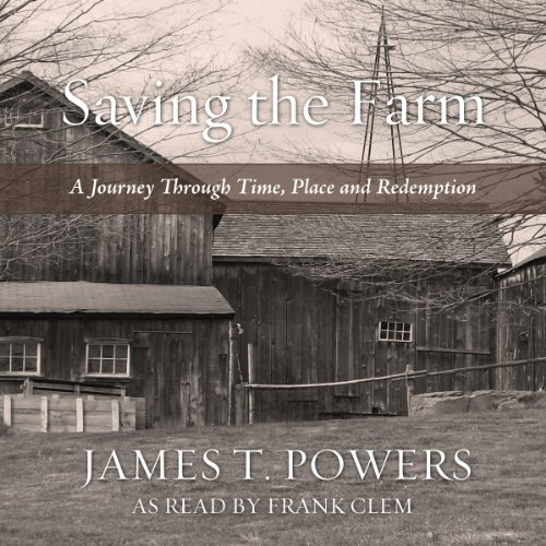 Saving the Farm audiobook cover art