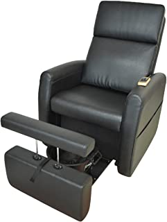 pipeless pedicure chair