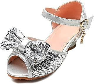 Mobnau Womens Skidproof Flat Jeweled Beaded Beach Thong Sandals