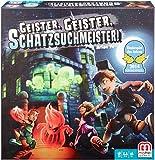 Mattel Games Y2554 - Geister Geister Schatzsuchmeister, Kinderspiel des Jahres 2014, Strategie- und...