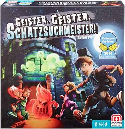 Mattel GmbH -  Mattel Games Y2554 -