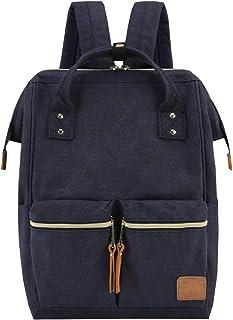 "Himawari Backpack/Waterproof Backpack 14.9"" College Vintage Travel Bag for Women,13inch Laptop for Student"