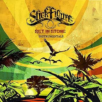 Set in Stone (Instrumentals)