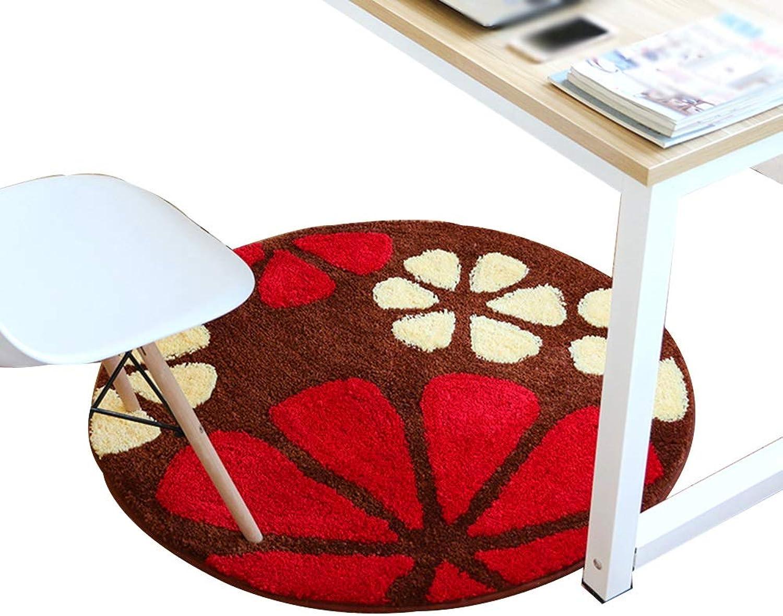 alta calidad Alfombra rojoondas Antideslizantes Convenientes para Los Nios De De De La Sala Modernas Convenientes para La Decoración Casera (Tamao   Diameter 80cm)  a la venta