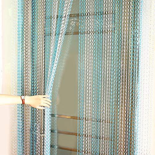 cortinas cocina puerta contra insectos