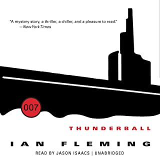 Thunderball: James Bond, Book 9