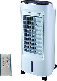 WSN Enfriador evaporativo del Aire, Aire Acondicionado portátil, Aire Fresca, con Control Remoto