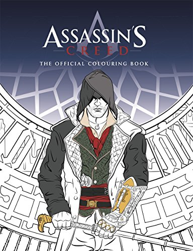 Assassin's Creed Colouring Book (Colouring Books)
