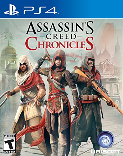 Assassin's Creed Chronicles - (PS4) - PlayStation 4