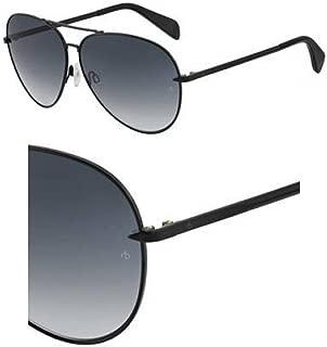 Sunglasses Rag and Bone Rnb 1006/S 0807 Black/9O dark gray gradient lens