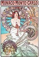 数字油絵 数字キットAlphonse Maria Mucha アルフォンス・マリア・ミュシャ 図 DIY ぬりえ 塗り絵 絵画 趣味 インテリア (40×50cmフレームなし)