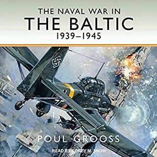 The Naval War in the Baltic audiobook cover art