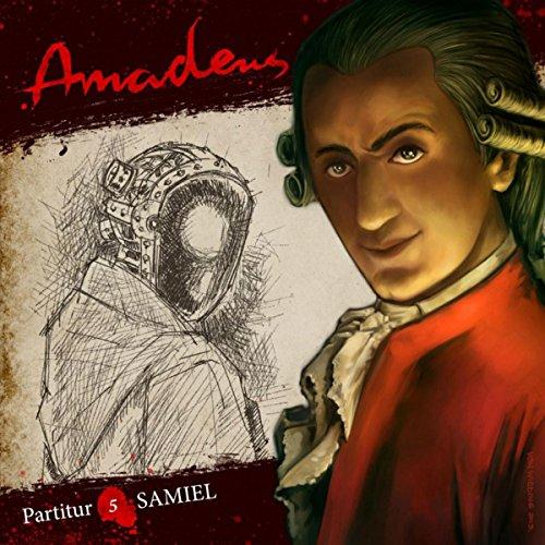 Samiel audiobook cover art