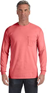 Long-Sleeve Pocket T-Shirt