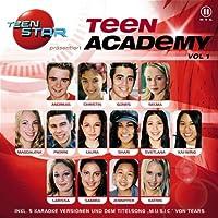 VARIOUS ARTISTS - TEENACADEMY VOL1 (1 CD)