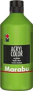 Marabu Acrylic Color, 500ml Blattgrün