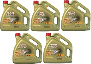 Amazon.es: aceite castrol 5w40 gasolina