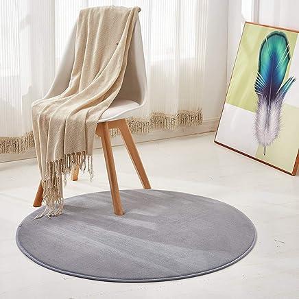 Amazon.fr : tapis rond - Salle de bain et WC / Ameublement et ...