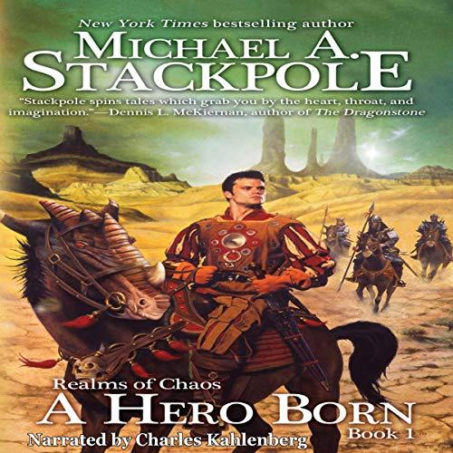 A Hero Born cover art