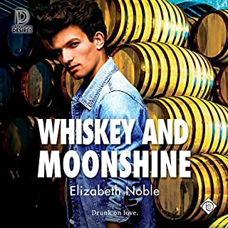 Whiskey and Moonshine audiobook cover art