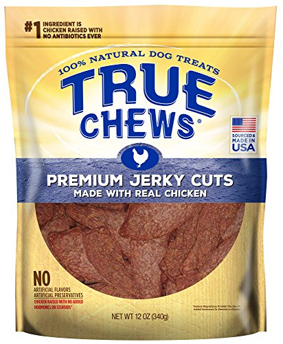 Price comparison product image True Chews USA Chicken Jerky Fillets The Original 12oz (019249-6303)