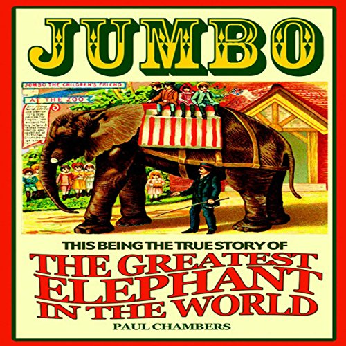 Jumbo audiobook cover art