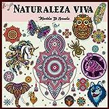 Mandalas De Animales Para Colorear - Naturaleza Viva: Libro de colorear para adultos - Mandalas De Color Para Calmar El Alma Y Aliviar El Estrés; ... perros, búhos, gatos y muchos más!)