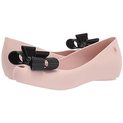 Melissa Shoes Ultragirl Sweet XV (Pink/Black) Women