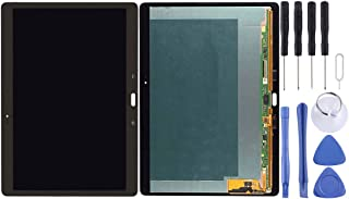 SJY for Galaxy Tab S 10.5 / T805 LCD Screen and Digitizer Full Assembly(White) (Color : Brown)